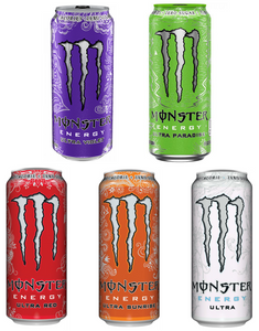 Monster Energy Ultra - 12 x 500ml