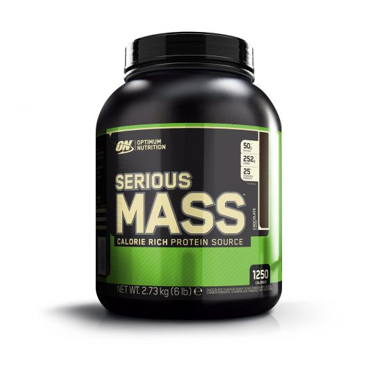 Optimum Nutrition Serious Mass 2.73KG