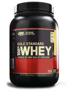 Optimum Nutrition Gold Standard 100% Whey 908g 29 servings