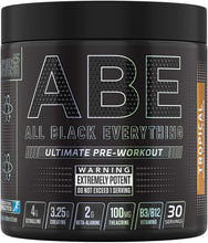 Load image into Gallery viewer, APPLIED NUTRITION ABE - POTENT PREWORKOUT 30 SERVINGS