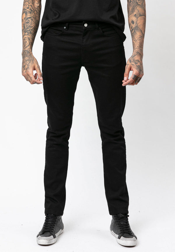 RELIGION Viscious Slim Fit Black Jeans