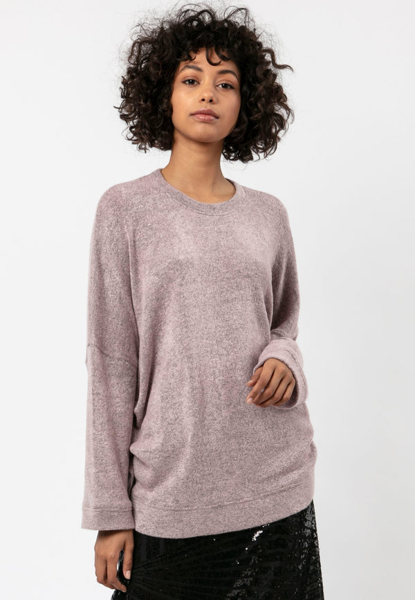 RELIGION Dawn Shell Oversized Jumper