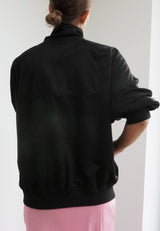 ETHOS TRACK TOP BLACK