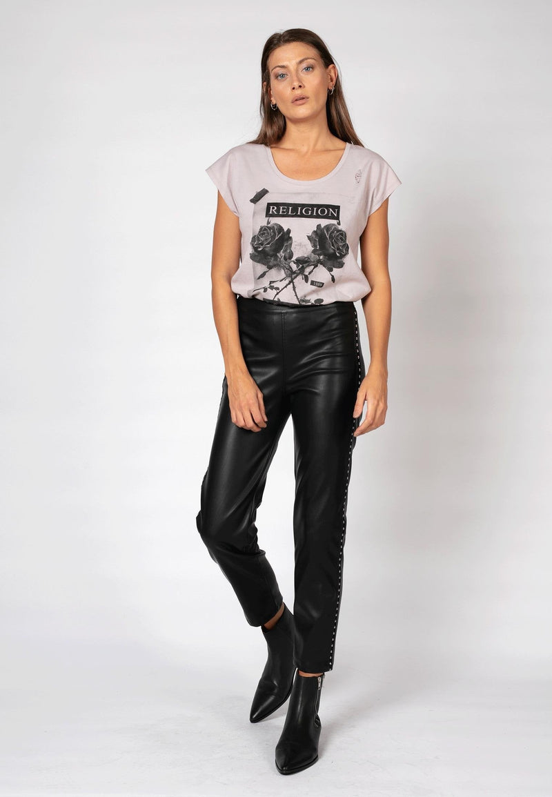 RELIGION Original Slim Fit Leggings