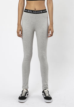 STEADY LEGGINGS GREY MARL