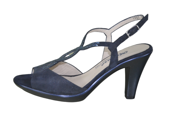Melluso art. R5903 Blu - Scarpeshoponline.it