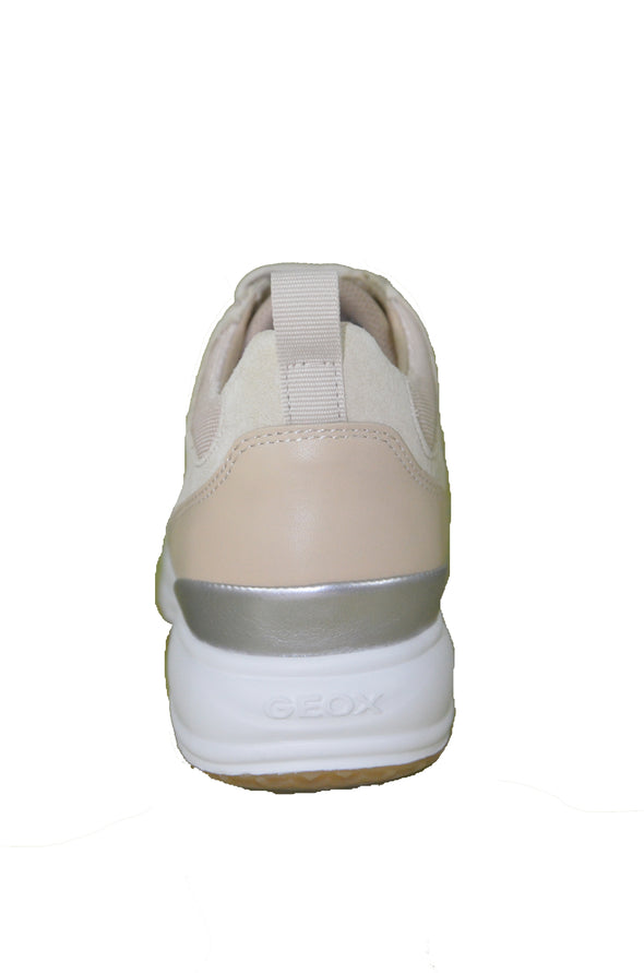 Geox Happy Donna D0262A Taupe - Scarpeshoponline.it