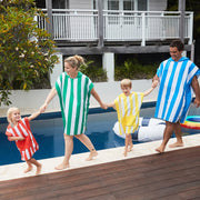 Kids Poncho - Cabana collection