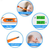 Thermometer Digital Electronic LCD