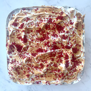 The Classic Red Velvet Tray Cake