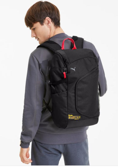Porsche Legacy Helmet Backpack - Accessories - Black