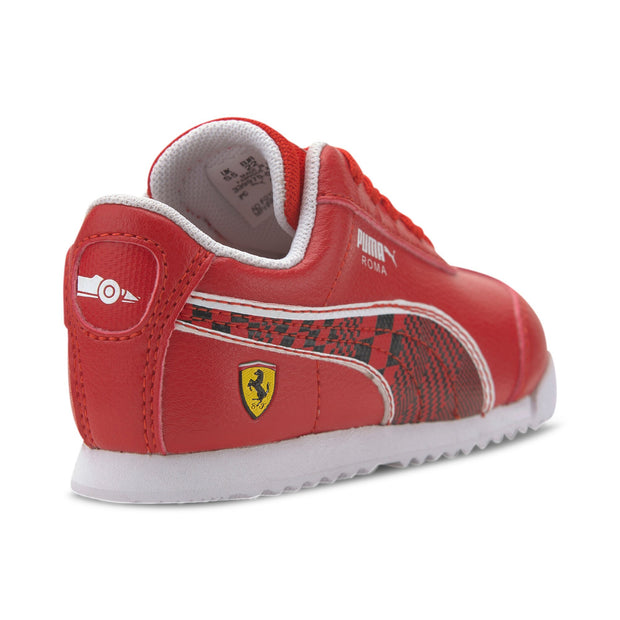 Puma Scuderia Ferrari Roma- kids -Shoes