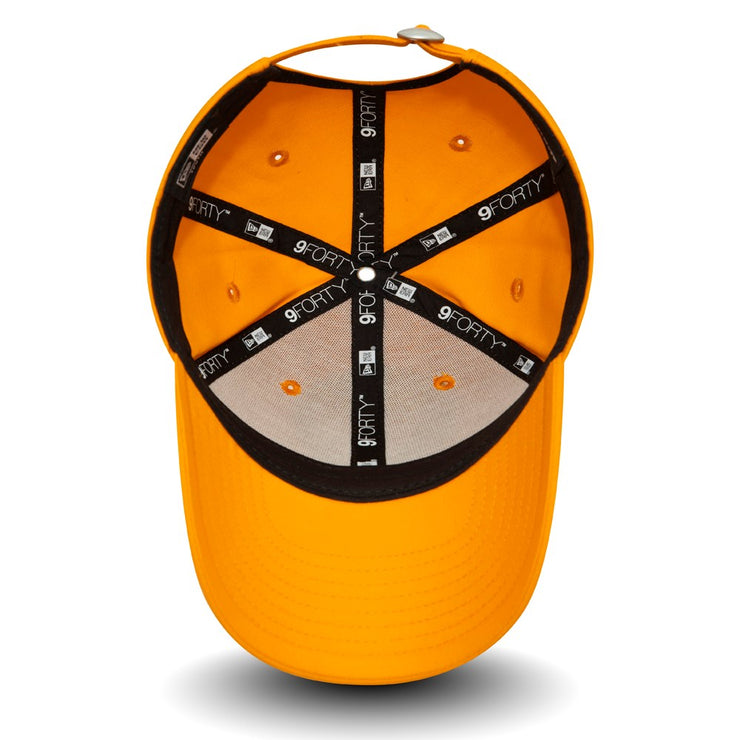 McLaren Essentials 9FORTY Strap Back Cap - Kids - Orange