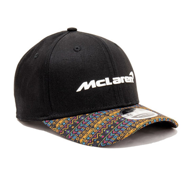 Genuine McLaren Racing Mexico Grand Prix F1 Team baseball hat