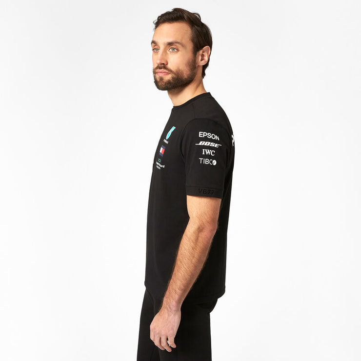 Mercedes Benz AMG Petronas F1™ Team t-shirt - Men - Black