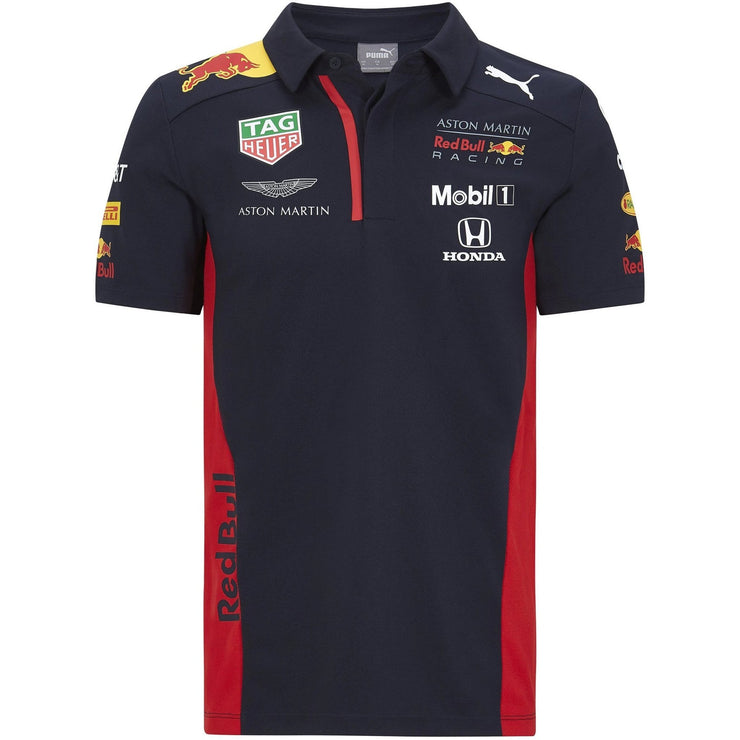 2020 Red Bull Racing F1™ Team Polo - Men - Navy