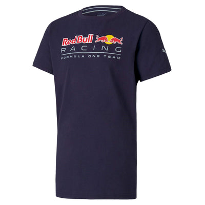 KIDS Red Bull Racing Puma T-Shirt - Kids - Navy