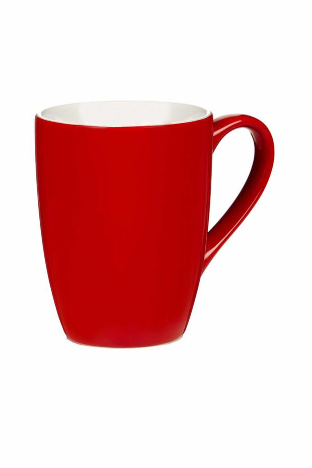Scuderia Ferrari Logo Shield Coffee Mug - Accessories - Red - FanaBox