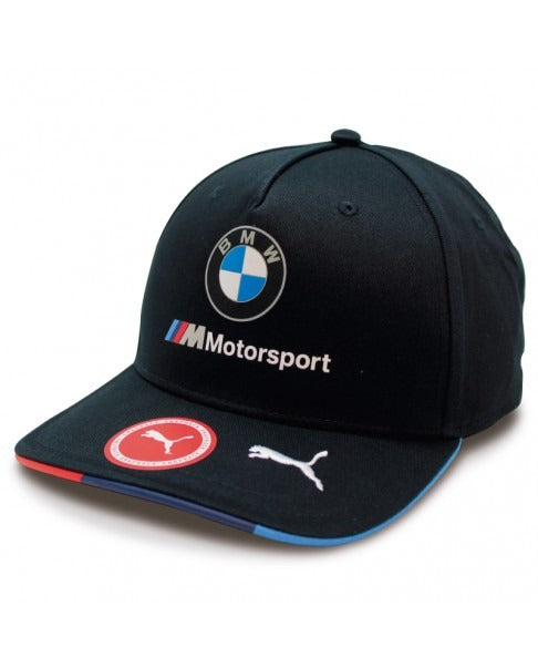 2019 BMW Motorsport Baseball Cap - Men - Black - FanaBox