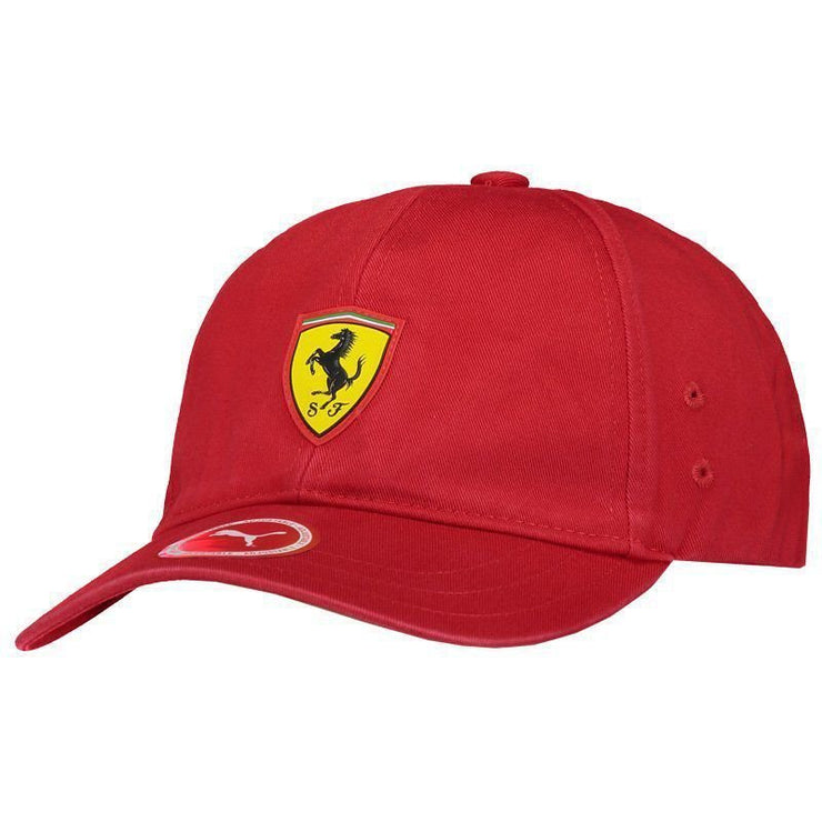 2019 Puma Scuderia Ferrari Vintage Cap - Men - Red - FanaBox