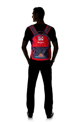 Red Bull Racing Pepe Jeans Bag - Accessories - Red and Blue