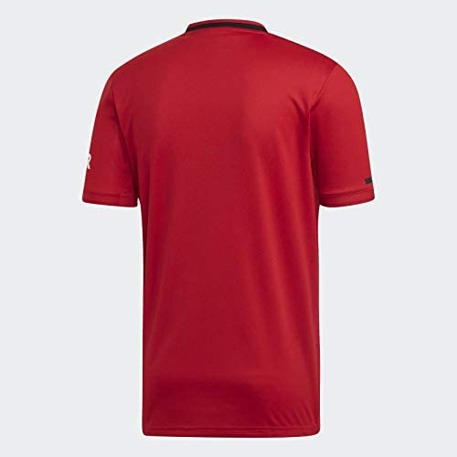 Adidas FC Manchester United Jersey - Men - Red