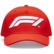 Formula 1 ™ TECH collection red cap