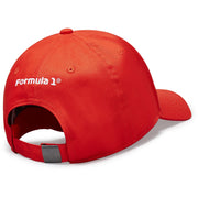 Formula 1 ™ TECH collection red cap back