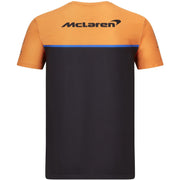 2020 McLaren F1™ Team Set Up t-shirt - Men - Black & Papaya Orange