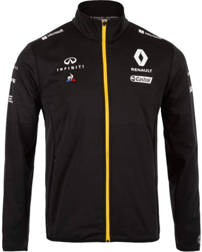 Renault F1® Team Softshell - Men - Black