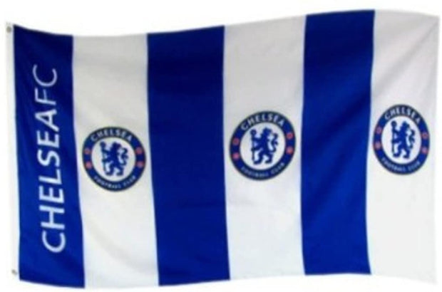 Chelsea FC Flag 5ft X 3ft - Accessories