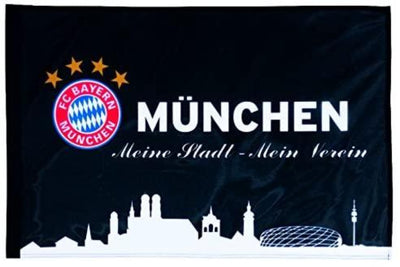 FC Bayern Munich Flag - Accessories