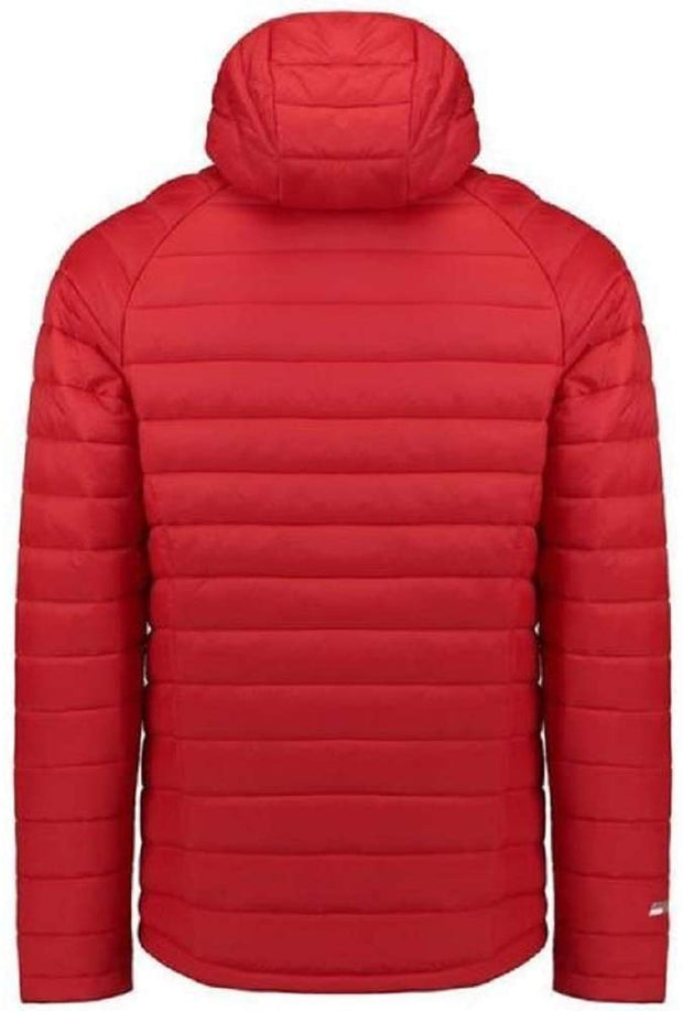 2020 Scuderia Ferrari Race Padded Men's Jacket - Men - Red