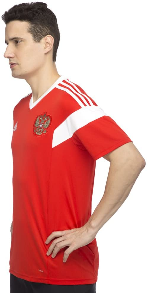 Adidas FC Russia Home Jersey - Men - Red