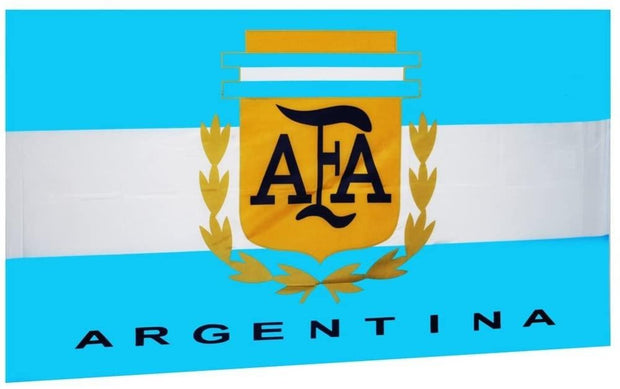 FIFA World Cup National Football Soccer Team Argentina Flag - Accessories - Blue and White