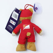 Scuderia Ferrari Teddy Bear with Sucker - Accessories - Multicolor - FanaBox