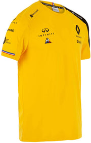 Renault F1® Team T-shirt - Men - Yellow