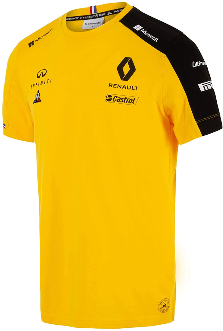 Renault F1® Team T-shirt - Kids - Yellow
