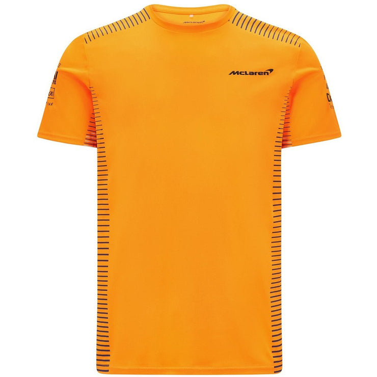 2021 McLaren F1™ team T-Shirt - Men - Papaya