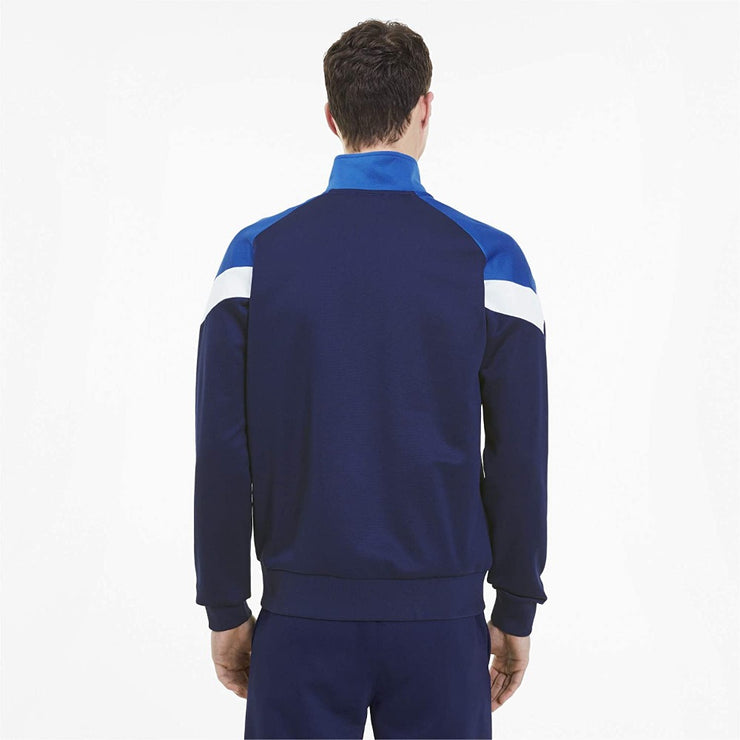 FIGC Puma Italia Football Federation Iconic Mcs Track Jacket