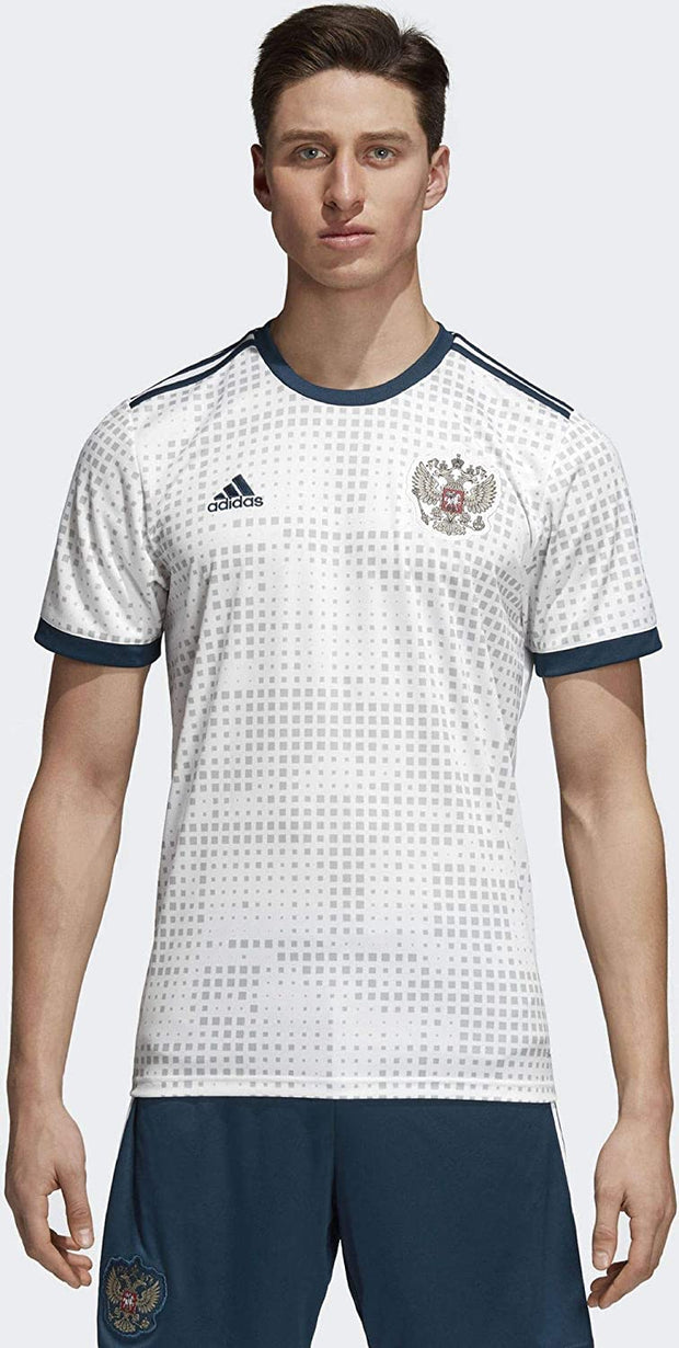Adidas FC Russia Home Jersey - Men - White