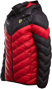 Puma Scuderia Ferrari Race MCS EcoLite Down Jacket - Men - Red