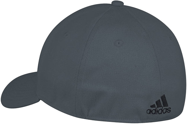 Adidas Vegas Golden Knights Cap Structured Flex - Men - Grey Dark