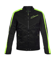 Valentino Rossi Monster Yamaha VR46 Biker Jacket - Men - Black