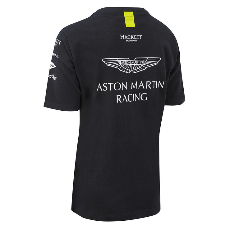Aston Martin Team T-Shirt - Navy - Men