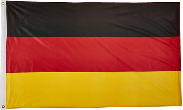 Germany Country Flag 3ft x 5ft - Accessories - Black, Red and Yellow