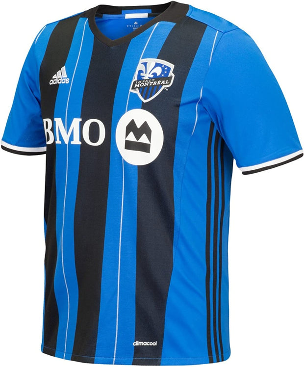 Infant Boys Montreal Impact Adidas Replica Jersey & Short Kit - Kids - Black