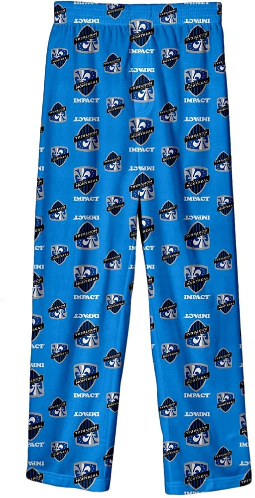 Youth Montreal Impact Pyjama Sleep pants - Kids - Blue