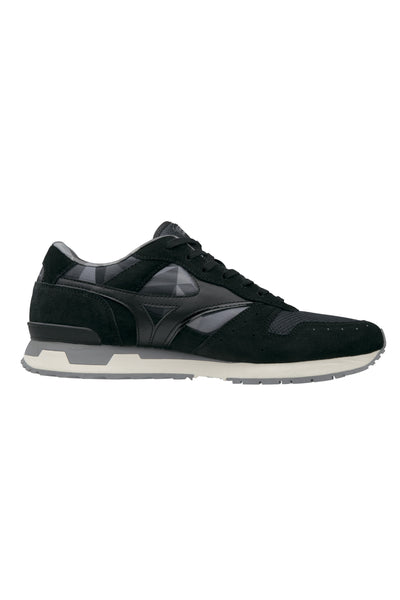 Lamborghini GV87 Sneaker Shoes by Mizuno 1906 - Accessories - Black/Charcoal and Azure/Grey