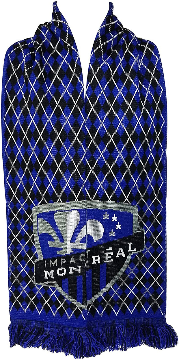 Montreal Impact Adidas Authentic Scarf - Accessories -  Blue